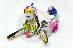 Boneca Das Crianças Fotos de Stock Royalty Free - Imagem: 17755038