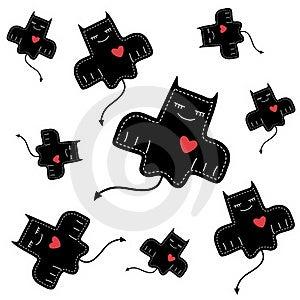 Devilish-love Stock Photos - Image: 17761903