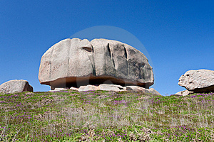 Rock Heath Wasteland Royalty Free Stock Photo - Image: 17766705
