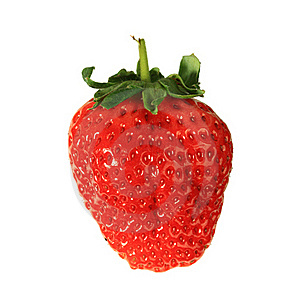 Red Strawberry Stock Images - Image: 17772444