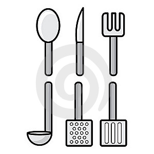 Kitchen Ware Royalty Free Stock Images - Image: 17772929