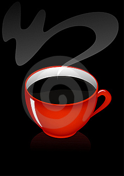 Black Coffe Stock Images - Image: 17774854
