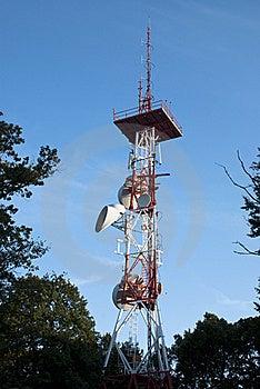 Communication Tower Stock Photos - Image: 17780183