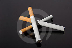 3 Cigarette Stock Photography - Image: 17781712