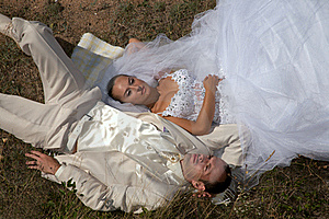 Happy Married Couple. Stock Photo - Image: 17788510
