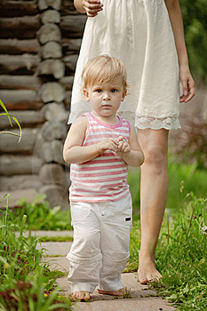 First Steps Stock Images - Image: 17789794