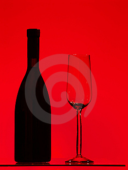 Wine Of Glass Royalty Free Stock Photo - Image: 17790205
