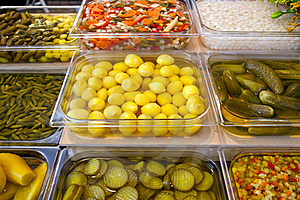 Picked Assortment Royalty Free Stock Images - Image: 17792249