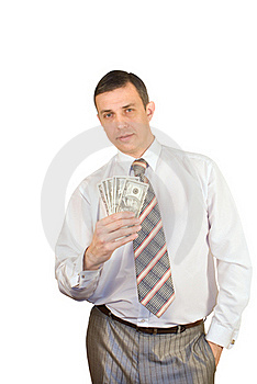 The Successful Businessman Stock Photos - Image: 17794503
