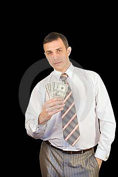 The Successful Businessman Stock Photos - Image: 17794533
