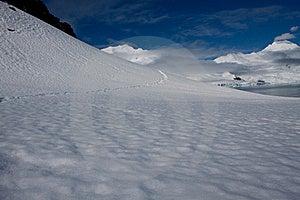 Snow Scene Stock Photography - Image: 17796572