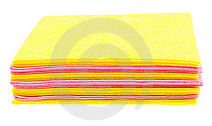Stack Of Rags Stock Image - Image: 17799501