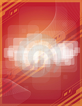 Abstract Red Background Royalty Free Stock Photos - Image: 17799608