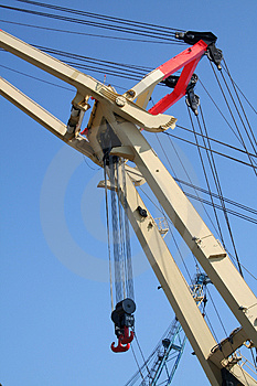 Heavy Weight Industry Crane VI Royalty Free Stock Photo - Image: 1784365