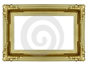Old Frame Stock Image - Image: 1786941