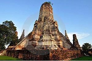 Ruin Temple Stock Image - Image: 17801291