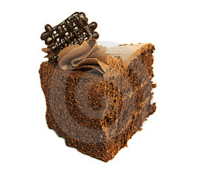Chocolate Cake Stock Images - Image: 17813544