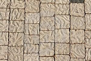 The Stone Floor Royalty Free Stock Photos - Image: 17816088