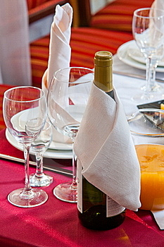 Wine - A Fun Symbol. Stock Image - Image: 17820081