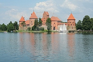 Trakai Castle Royalty Free Stock Photos - Image: 17820538