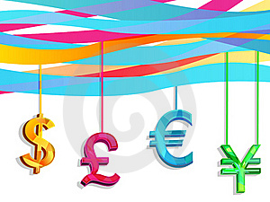 Hang Currency Royalty Free Stock Images - Image: 17826139