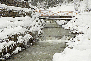 Snow In Carpathians Royalty Free Stock Photos - Image: 17828888