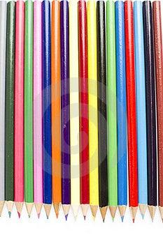 Coloring Pencils Royalty Free Stock Photos - Image: 17829278
