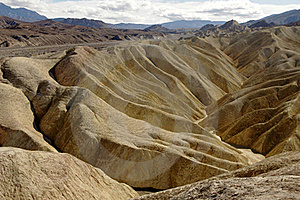 Death Valley Hills Royalty Free Stock Photo - Image: 17833505