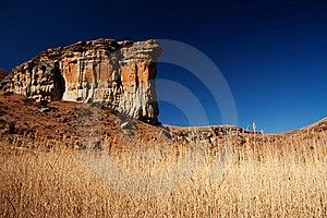 Sandstone Cliff Royalty Free Stock Photo - Image: 17833845