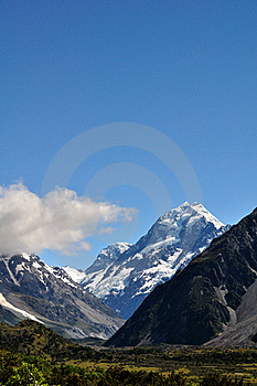 Mt.cook Royalty Free Stock Photography - Image: 17835287