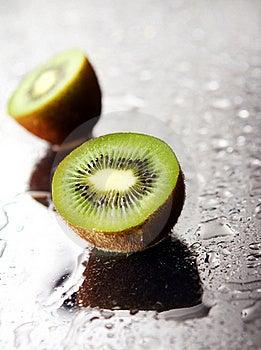 Fresh Green Kiwi Stock Image - Image: 17835531