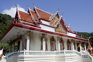 Temple In Phuket Royalty Free Stock Photography - Image: 17835587