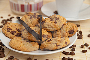 Cookies Royalty Free Stock Photos - Image: 17838998