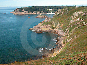 Portelet Bay, Jersey Stock Images - Image: 17839184