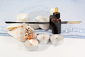 Spa Facilities For Body Care Stock Photo - Image: 17839760