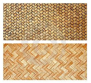 Bamboo Weave Royalty Free Stock Image - Image: 17849396