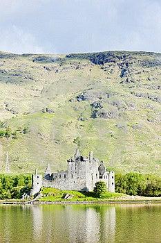 Kilchurn Castle Royalty Free Stock Image - Image: 17851186