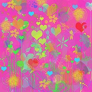 Abstract Wallpaper Stock Image - Image: 17853121