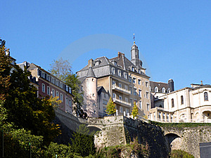 Luxembourg Foto de Stock - Imagem: 17861130