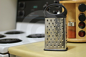 Cheese Grater Stock Image - Image: 17862561