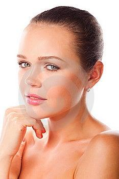 Beauty Portrait Stock Image - Image: 17863991