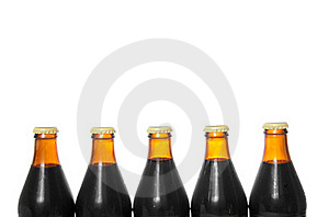 Beer Bottles Royalty Free Stock Photos - Image: 17864118