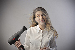 Hairdryer Royalty Free Stock Photos - Image: 17873128