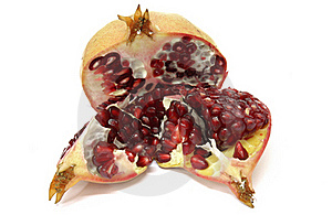 Pomegranate Royalty Free Stock Images - Image: 17874019