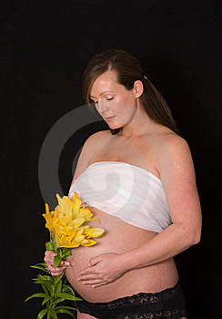 Pregnant Woman Stock Images - Image: 17877374
