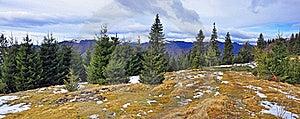 Mountain Snowy Peak Stock Photo - Image: 17879220