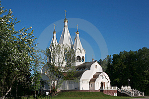 Temple Of Russian New Martyrs And Confessors Stock Photography - Image: 17893052
