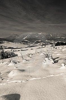 Kubínska Hoľa Mountains Royalty Free Stock Photo - Image: 17896235