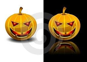 Bad Halloween Royalty Free Stock Image - Image: 17899856