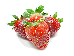 Strawberries Royalty Free Stock Images - Image: 17900979